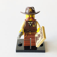 Sheriff - Series 13 Collectibles (BAM1086)