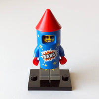 Firework Guy - Series 18 Collectibles (BAM1169)