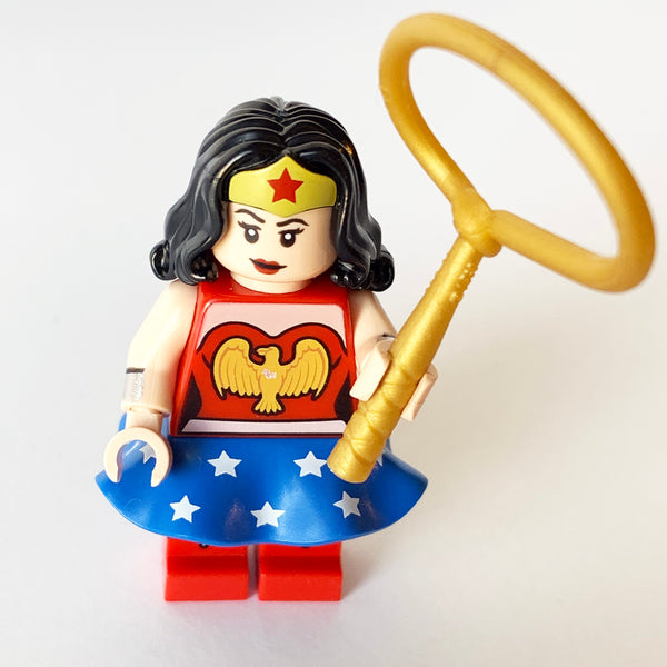 Wonder Woman - 1941 First Appearance DC Series 1 (BAM0512)