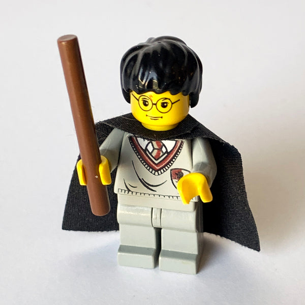 Harry Potter - Gray Legs - Black Cape (BAM0606)