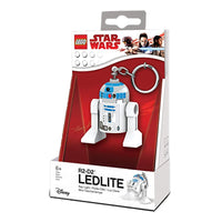 R2-D2 LED Light & Key CHain