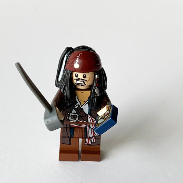 Captain Jack Sparrow - Jacket - Pirates of the Caribbean (BAM1254)