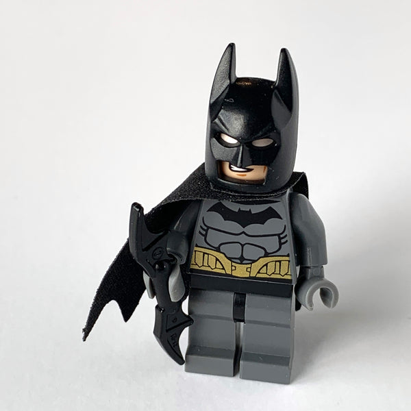 Batman - Dark Bluish Gray Suit and Hands (BAM0361)