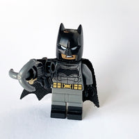 Batman - Dark Bluish Gray Suit - Cape (BAM0352)