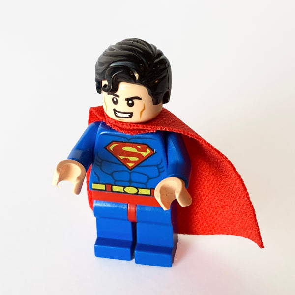 Superman - Red Eyes - Soft Cape (BAM0521)