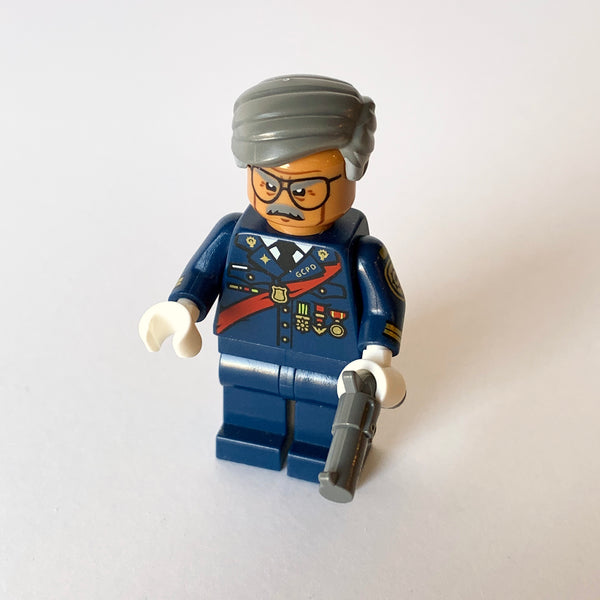 Commissioner Gordon - Lego Batman Movie (BAM0474)
