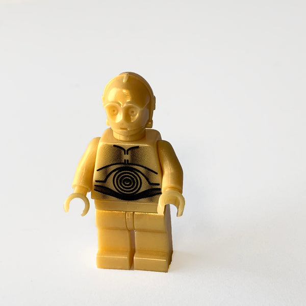C-3PO - Pearl Light Gold (BAM0140)