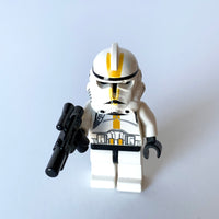 Clone Trooper - Yellow Markings (BAM0207)