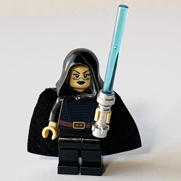 Barriss Offee - Black Cape and Hood (BAM0118)