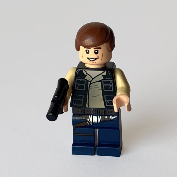 Han Solo - Dark Blue Legs - Vest with Pockets (BAM0024)