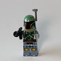 Boba Fett - Pauldron- Dark Orange Stripe (BAM0072)
