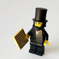 Abraham Lincoln - The Lego Movie Collectibles (BAM0781)