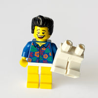 'Where Are My Pants?' Guy - The Lego Movie Collectibles (BAM0782)