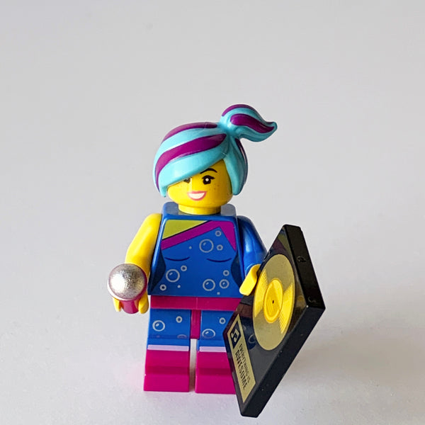 Wyldestyle - Flashback Lucy - The Lego Movie 2 Collectibles (BAM0768)