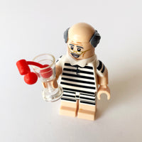 Vacation Alfred Pennyworth -The Lego Batman Movie Series 2 BAM0471