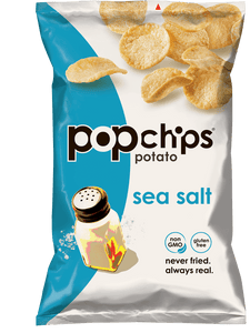 Pop Chips Sal de Mar 23 gr