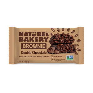 Fig Bar sabor Brownie Natures Bakery
