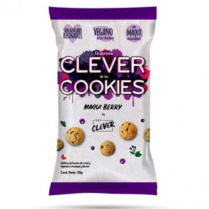 Clever Cookies Maqui berry 80grs
