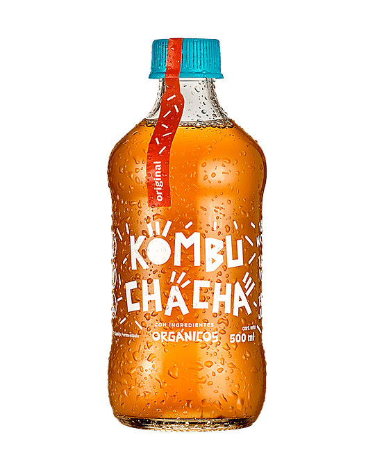 Kombuchacha Original 500 ml