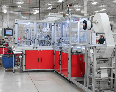 The Canadian Shield Manufacturing Automation Systems