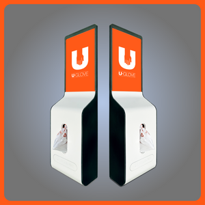 U-GLOVE Dispenser®* 1.0 Box (2-Pack)