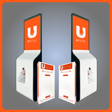 Load image into Gallery viewer, BUNDLE U-Glove Dispenser®* 1.0 Box (2-Pack) + 500 gloves