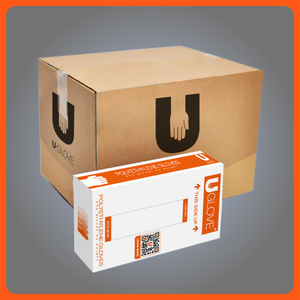 U-GLOVE S-Pack 1.0 BOX (20 cases x 250 gloves)