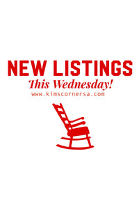 New listings tonight at 8pm!