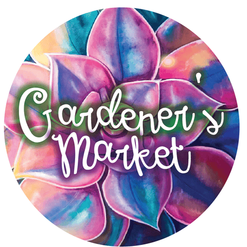 Gardener's Market - pop up stalls next weekend!