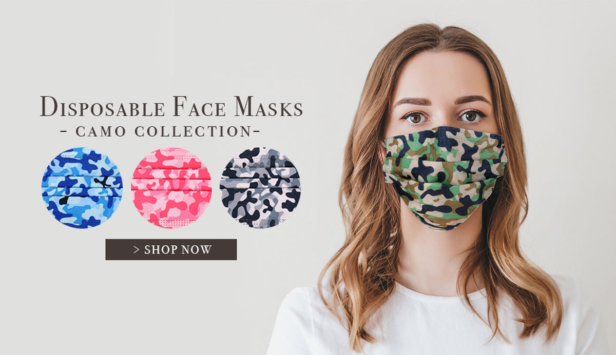 Fashion Disposable Face Mask