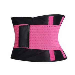 Waist Trainer - Hot Pink - Vixen Boxx