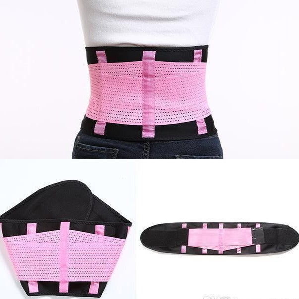 Waist Trainer - Light Pink - Vixen Boxx
