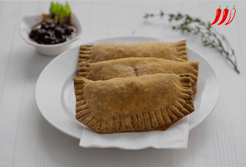 Jamaican Pies in Oakville, Ontario - Miss Millie's Jamaican Pies - Old Fashioned Beef