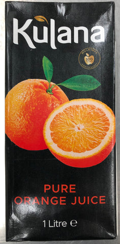 Orange Juice 1 LTR