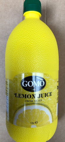 Sicilian Lemon Juice 1 LTR