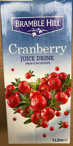 Cranberry Juice 1LTR