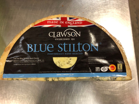 Blue Stilton (Long Clawson)