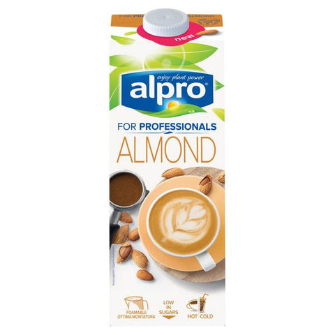Alpro Almond Milk 1 lt