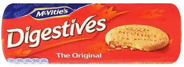 McVities Digestive Biscuits x 250g