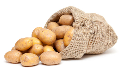 White Potato Sack (25kg)