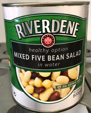 Mixed 5 Bean Salad 800G