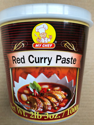 Thai Red Curry Paste 1KG