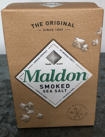 Smoked Maldon Sea Salt 125G