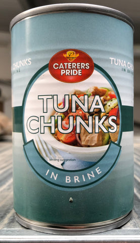 Tuna 400G Net Weight