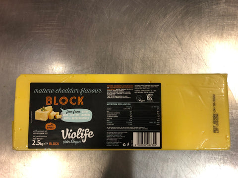 Violife Mature Cheddar Vegan