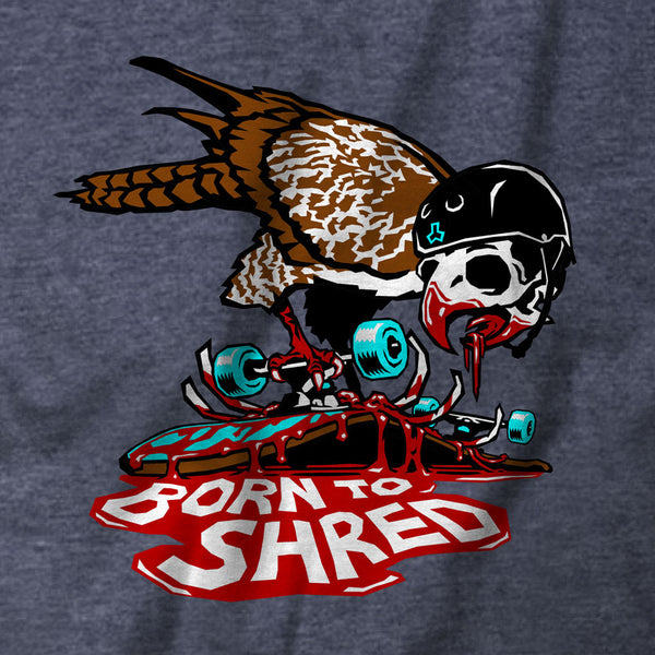 Born to Shred - GraphicLab Tees