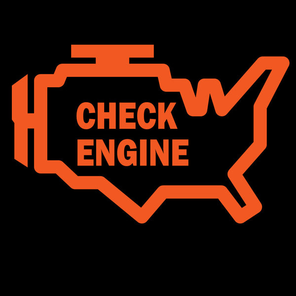 Check Engine - GraphicLab Tees