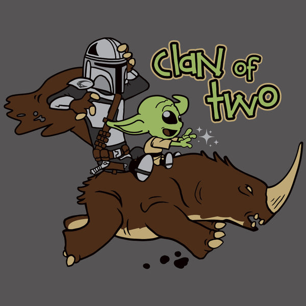 Clan of Two t-shirt - GraphicLab Tees
