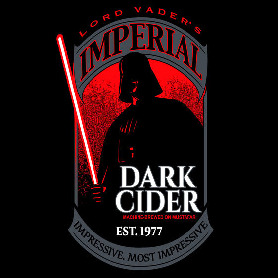 Imperial Dark Cider t-shirt - GraphicLab Tees