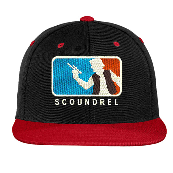 Major League Scoundrel Flatbill Snap - GraphicLab Tees